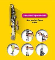 Soprano Saxophone Swab by Anfree