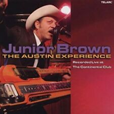 Junior Brown - Live at the Continental Club: Austin Experience [New CD]