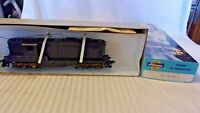 HO Scale Athearn Undecorated GP-9 Diesel Locomotive, Black,  Blue Box BNOS
