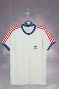 ADIDAS 80'S VINTAGE EUROPA T-SHIRT,RETRO,SIZE:XL