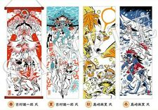 Okami 10th Anniversary Japanese 4 Seasons Hand Towel Tapestry Limited to ecapcom