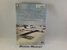 GENERAL AVIATION FLIGHT SIMULATOR 98 2000 PC BIG BOX ITALIANO NUOVO SIGILLATO