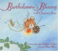 Bartholomew's Blessing by Stephanie S. Tolan (2004, Hardcover)