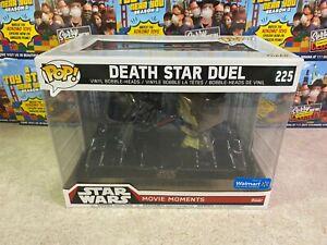 Funko POP! Deluxe Star Wars Walmart DEATH STAR DUEL #225