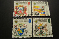 GB 1987 Commemorative Stamps~Thistle~Very Fine Used Set~(ex fdc)UK Seller