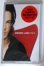 ESPEN LIND - RED - Musicassetta Cassette Tape MC K7 - Sealed