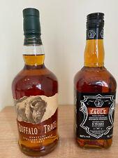 Kentucky Eagle Bourbon Whiskey + Buffalo Trace Bourbon Whiskey 40% Alkohol USA