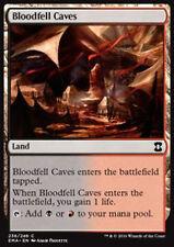 MTG 4x BLOODFELL CAVES - CAVERNE DEL SANGUE VERSATO - EMA - MAGIC