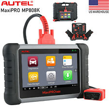 Autel MP808K OBD2 Car Diagnostic Tool Scanner Oil Reset ABS SRS Airbag DPF EPB