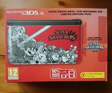 Brand New Nintendo 3DS XL Super Smash Bros Limited Edition Console PAL Rare