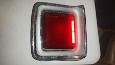 1969 69 PLYMOUTH SATELLITE GTX ROAD RUNNER LH TAIL LIGHT BUCKET USED lens