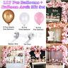 117 Stk Ballons Luftballon Bogen Set Für Hochzeit Geburtstag Baby Party Decor