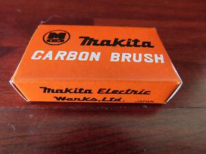 MAKITA  Carbon Brush Set  CB-105   Part 6431059