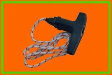 2m Starterseil 3,5mm mit Griff für Rasenmäher Motorgartengeräte