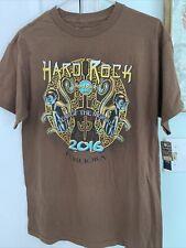 Hard Rock Cafe T-Shirt 2016 NWT - Medium