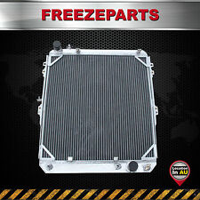 3 ROW Aluminum Radiator for Toyota Hilux Surf KZN130 1KZ-TE 3.0 TD 1993-96 AT MT