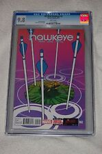 Marvel Comics - All-New Hawkeye #2 - CGC 9.8