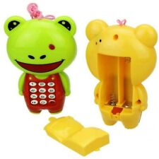 Electronic Toy Phone Musical Mini Cute Children Phone Toy Early Education Toys
