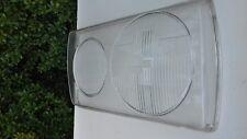 MERCEDES W123 BOSCH RIGHT EURO HEADLIGHT GLASS LENSE