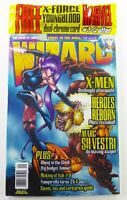 WIZARD COMICS MAGAZINE (1996) #61 PSYLOCKE Cover SEALED VF/NM to NM Ships FREE!
