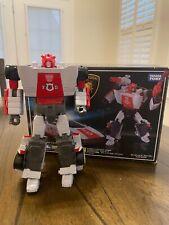 Masterpiece Red Alert MP14+ MP-14+ Transformers Takara Hasbro G1