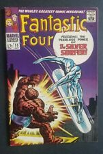 FANTASTIC FOUR #55 • BEAUTIFUL VERY FINE OR BETTER • CLASSIC SILVER SURFER COVER