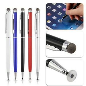 Thin Stylus Capacitive Touch Screen Precision Pen For iPhone Galaxy Phone Tablet