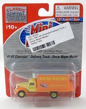 HO '41/46 Chevrolet Delivery Truck - Oscar Mayer Meats - Mini Metals #30350