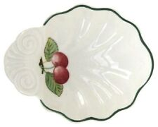 "Villeroy & Boch FRENCH GARDEN 6.25"" Shell  Bowl"