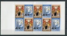 Far Oer 2005 Libretto Natale MNH