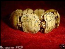 Rare Carved Turtle Bracelet
