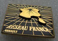 Pin's RENAULT Réseau France en 2D #60