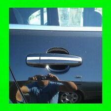 CHROME DOOR HANDLE TRIM MOLDING 4PC W/5YR WRNTY+FREE INTERIOR PC FITS HUMMER