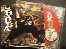 "SHABBA RANKS ""A MI SHABBA"" - CD"