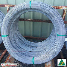 PLAIN FENCE WIRE - 2.5MM X 1500M MEDIUM TENSILE. FENCING ELECTRIC ENERGISER