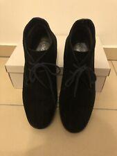 Shoeprime Chelsea Boots Schwarz Leder Gr. 45