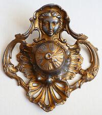 Encrier en régule fin du 19e siècle Style LOUIS XV Art Nouveau 1900
