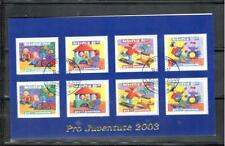 Switzerland  2003 Pro Juventute Booklet  lot collection