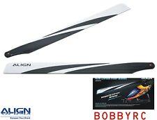 Align Trex 500 Series 425 Carbon Fiber Blades-Black(B) HD420FQCB