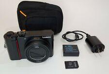 Panasonic LUMIX ZS200 20.1 MP Digital Camera
