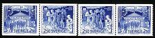 Sweden 1991 SX-pairs Amusement parks 100 years. Engraver Slania.  MNH