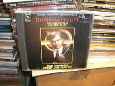 OMEN,THE FINAL CONFLICT,JERRY GOLDSMITH ,FILM SOUNDTRACK