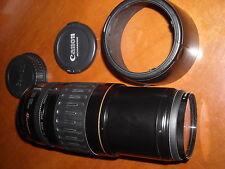 CANON Obiettivo EF 100-300 mm f/4.5-5.6 USM + ET-65II