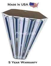 4 Bulb / Lamp T8 LED High Bay 80Watt -  Warehouse, Shop, Commercial Light NEW