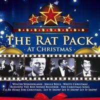 FRANK SINATRA/DEAN MARTIN/SAMMY DAVIS JR. - THE RAT PACK AT CHRISTMAS  2 CD NEU