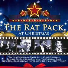 FRANK SINATRA/DEAN MARTIN/SAMMY DAVIS JR. - THE RAT PACK AT CHRISTMAS  2 CD NEU