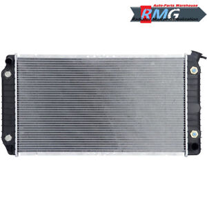 856 Radiator For Cadillac Deville Eldorado Fleetwood Seville Commercial Chassis