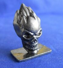 Scene It? Marvel Deluxe Edition Ghost Rider Skull Replacement Game Piece Token