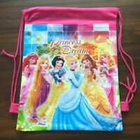 Kids Swimming Bag Drawstring Moana Girls School Shoe Birthday Party Favour
