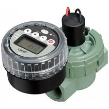 Orbit BATTERY OPERATED CONTROLLER With 1 DC Solenoid Valve, Rain Sensor Capable